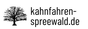 Kahnfahren im Spreewald Logo